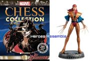 Marvel Chess Collection #46 Lady Deathstrike Eaglemoss Publications